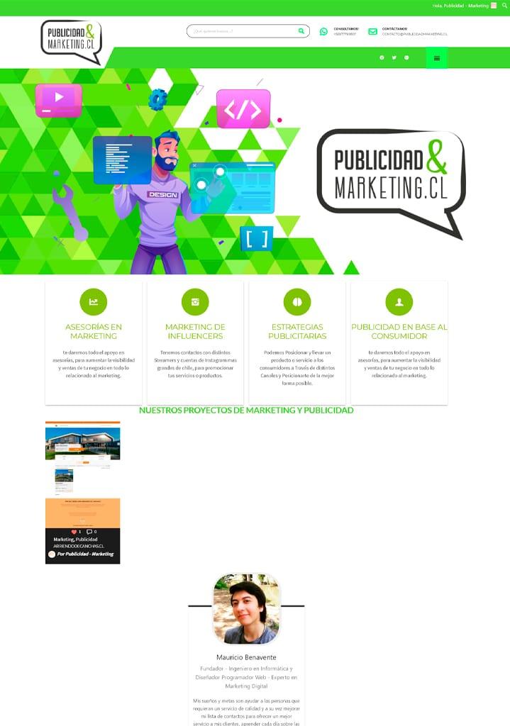 agencia de diseño | web publicidad marketing